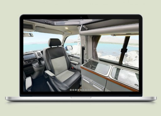 Vehicle Virtual Tours